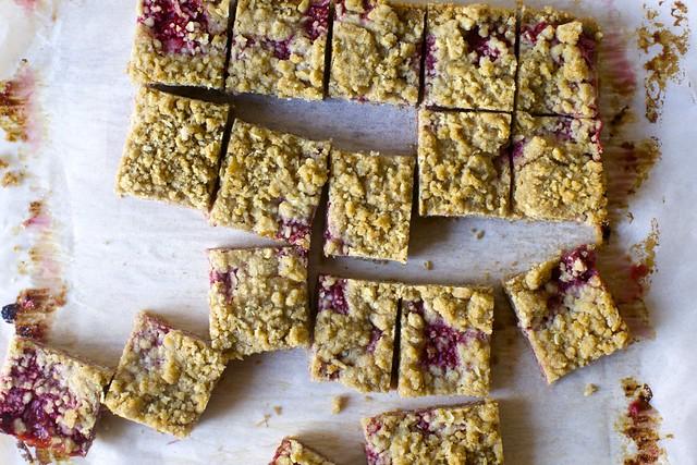 Raspberry Breakfast Bars Smitten Kitchen