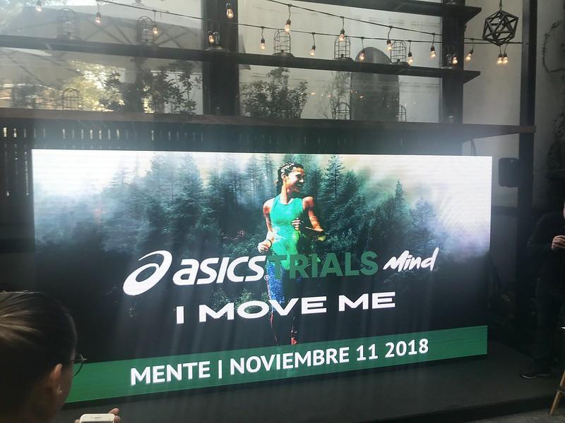 ASICS Trials 2018