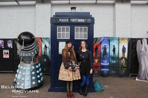 Whovian Comic Con Brussels