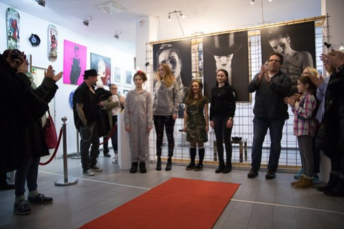 Vernissage im CoSiMo - Rees 02.2018