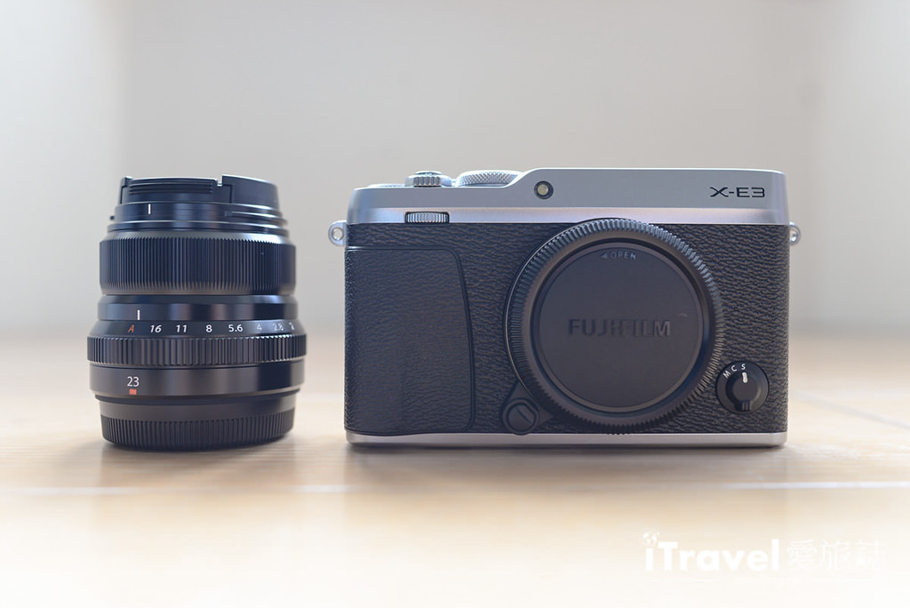 《好好買》Fujifilm X-E3:富士單眼相機開箱與實拍心得