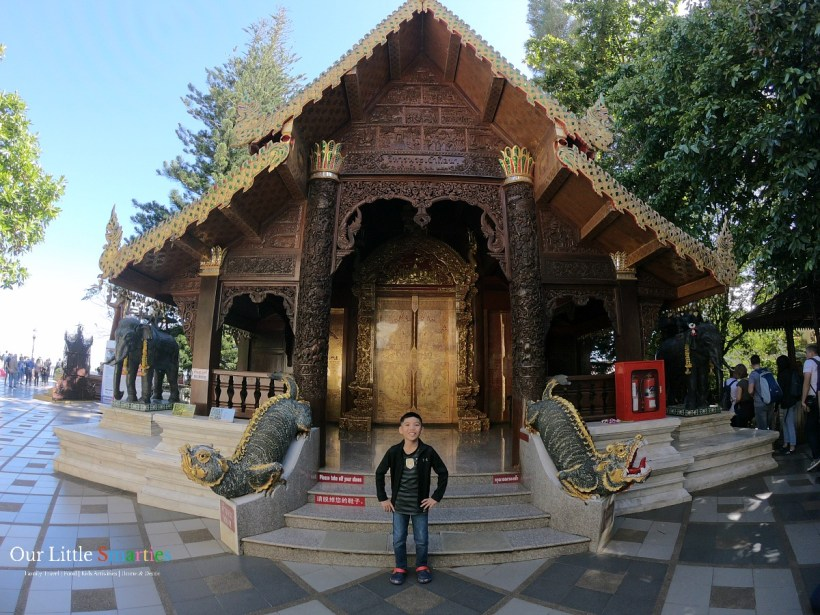 chiang mai with kids itinerary