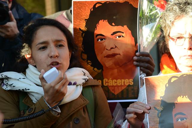 Berta Cáceres: dois anos de impunidade