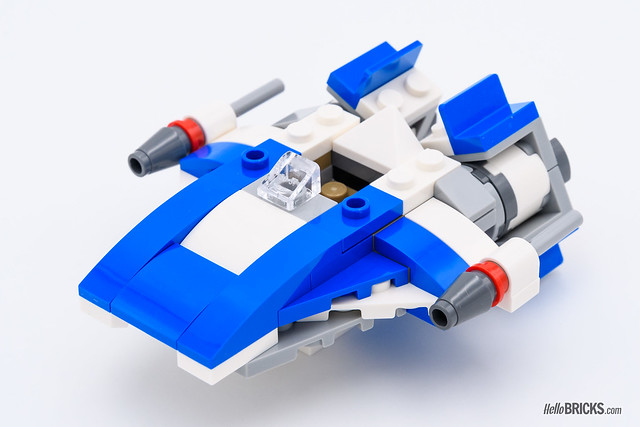 LEGO Star Wars Microfighters 75196 04