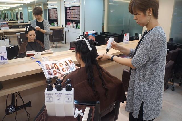 Aoyama Hair x Jacelyn