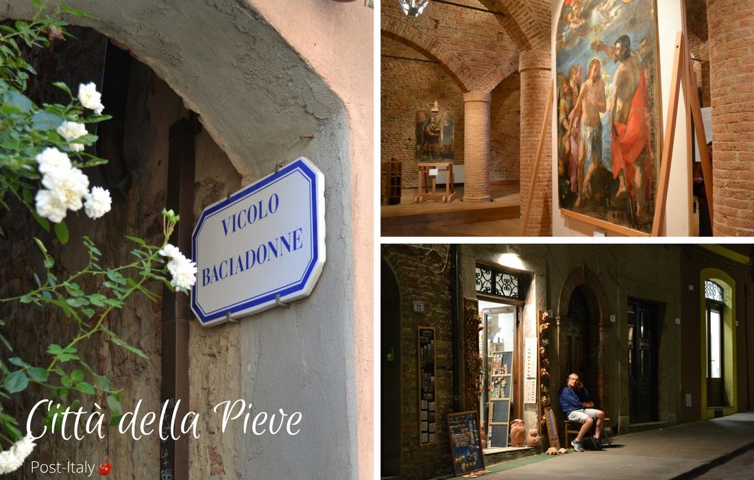 Lugares românticos na Itália