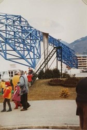 2002 Albertville 10ème anniversaire - foire olympique