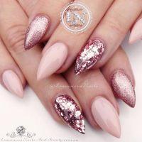 Charming and Elegant Pink Nails Designs - Nails C