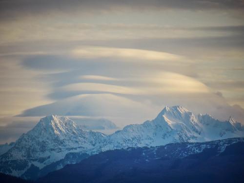 Lenticular Clouds over Mount Baker-001