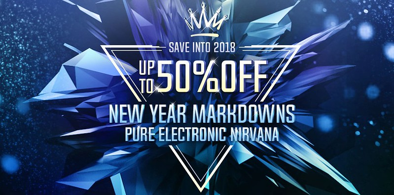 GearBest New year セール (1)