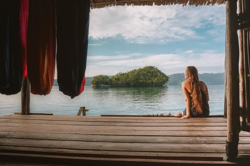 Doberai Eco resort