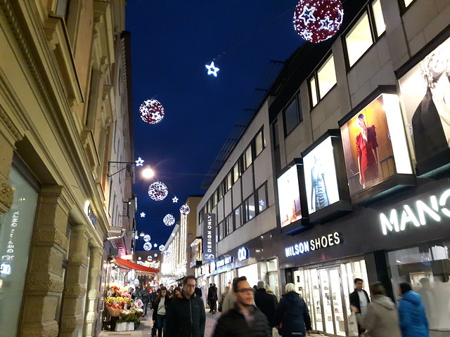 Shopping in Göteborg (1)