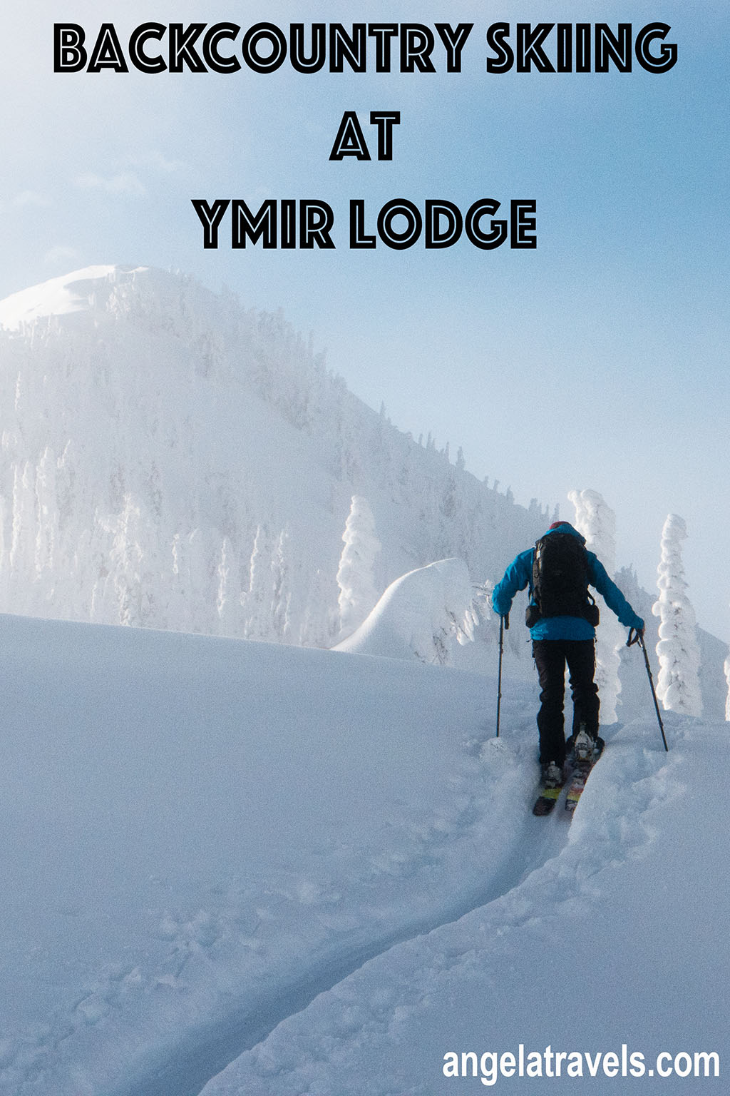 Trip Report: Backcountry Skiing at Ymir, British Columbia