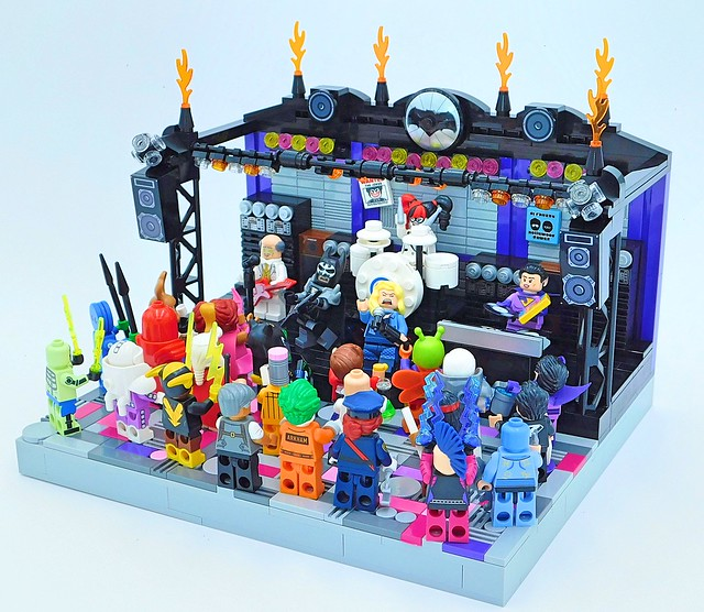 Gotham City - The Rock Show