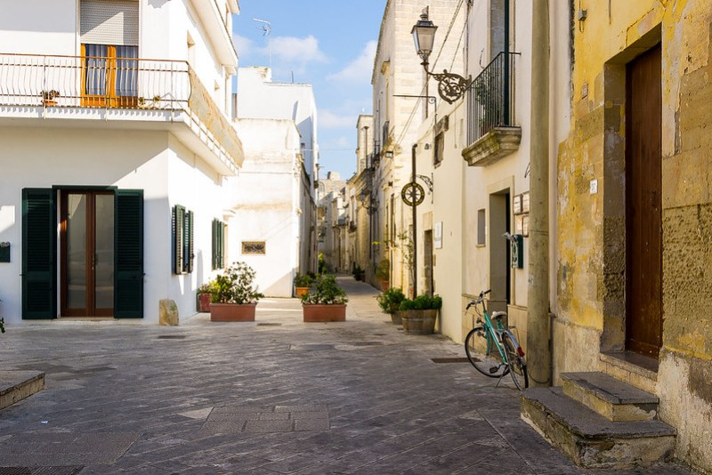 Educational Tour Puglia
