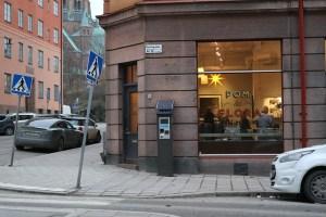 Ontbijt of fika bij Pom & Flora (Södermalm, Stockholm)