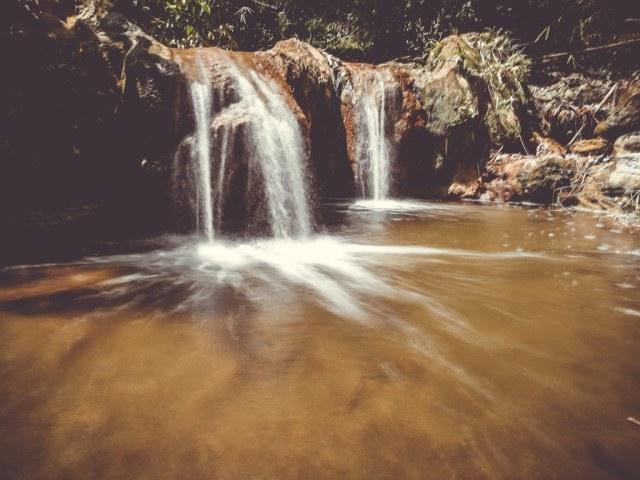 Mambukal Hot Springs roadside
