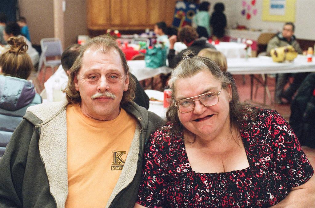 Steve and Rhonda