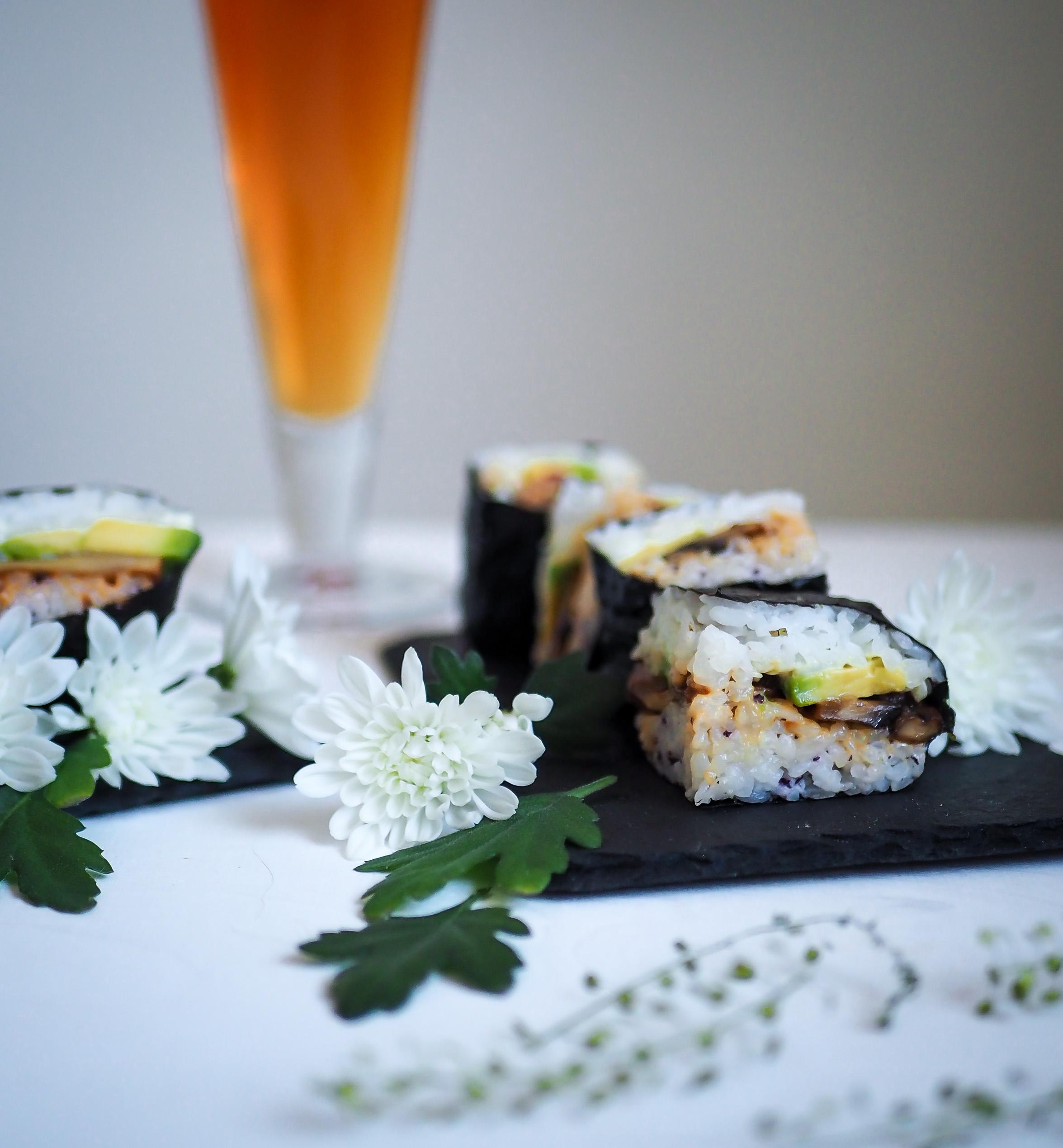 vegaaninen onigirazu
