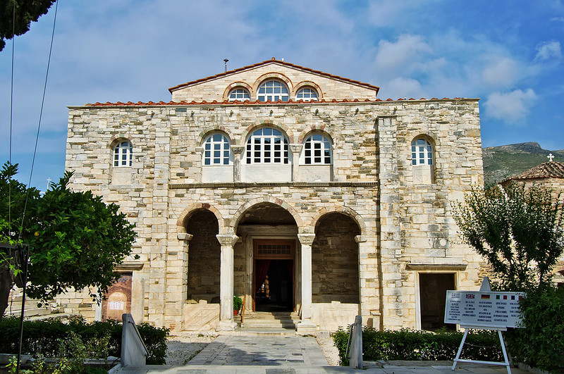 Qué ver en Paros | Iglesia bizantina Panagia Ekatontapiliani | Parikia | Imprescindibles de Isla de Paros | Islas Griegas | ClickTrip.ES