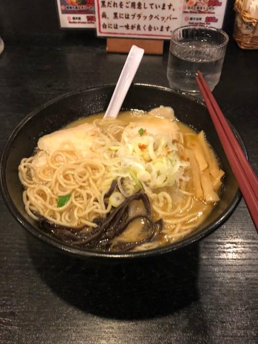 things to love Japan ramen
