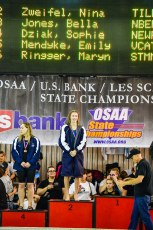 2018 THS State Swimming Day 2