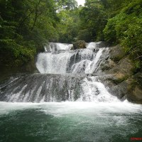 Experience Antique: Igpasungaw Falls in Sebaste - A Grand Staircase into the Wild
