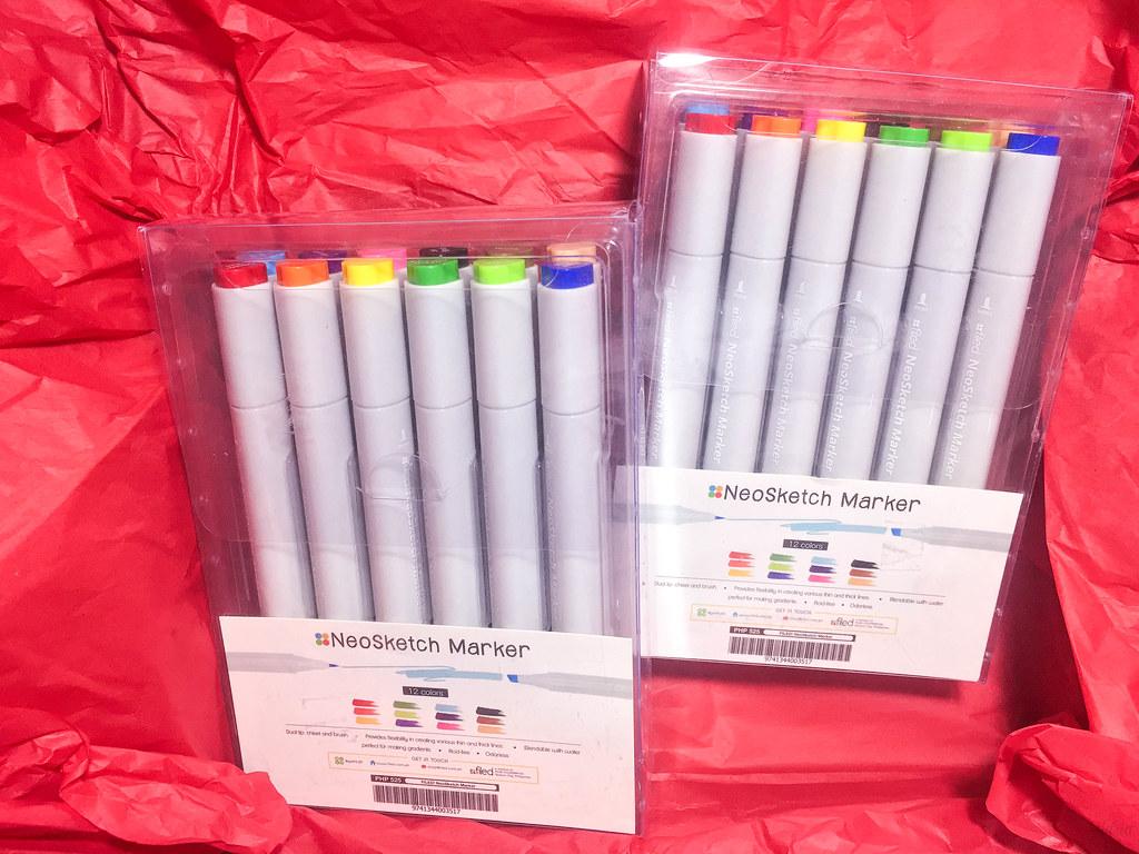 NeoSketch Marker