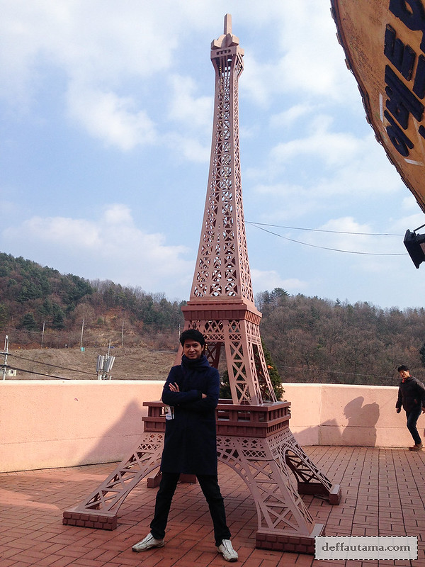 Petite France - Mini Eiffel