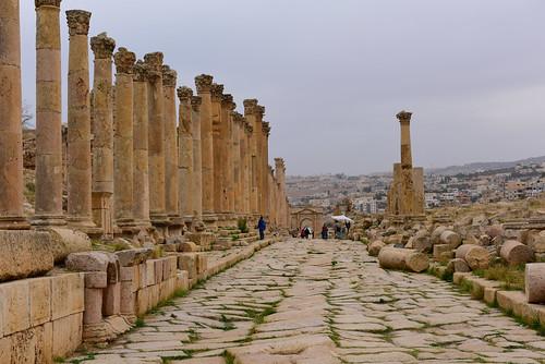 Jerash, Jordan, January 2018 259