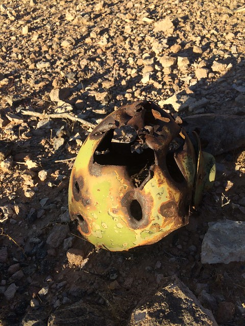 BGAFR -  gate 15 shell case or something
