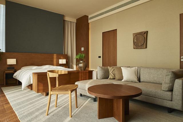 MUJI HOTEL SHENZHEN Room Type E 无印良品酒店·深圳_客房E型