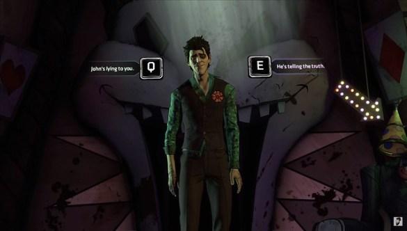 Batman The Enemy Within - Episode 4 - Joker's Choice