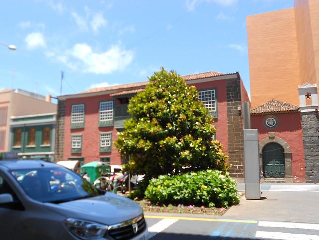 Casas antiguas Av. Trinidad La Laguna
