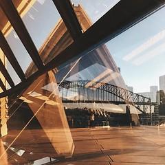 #sunset #reflections from the #operahouse @sydneyoperahouse @sydney @visitnsw @australia #ilovesydney #sydney #summer #newsouthwales #wanderlust #travel #australia #seeaustralia #sydneyfolk #australiagram #sydneytravel #travel #guardiantravelsnaps #guardi
