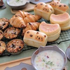 にゃんこミニ食パン ランチテーブル20180217-DSCT4589 (2)