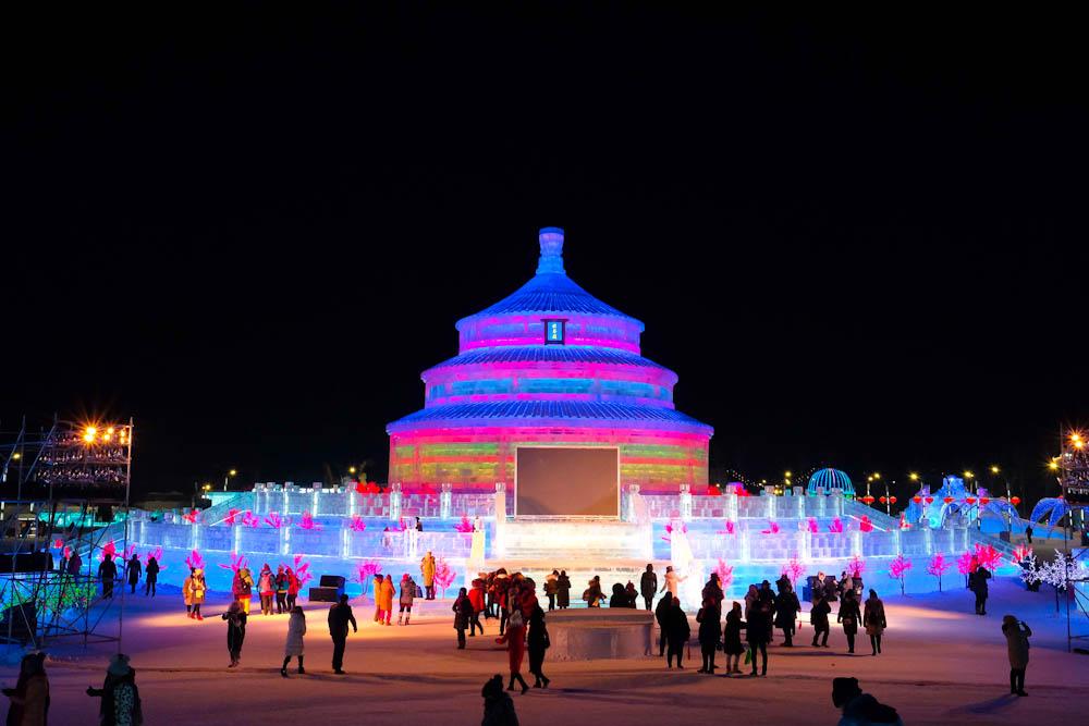 Harbin Ice Festival -22