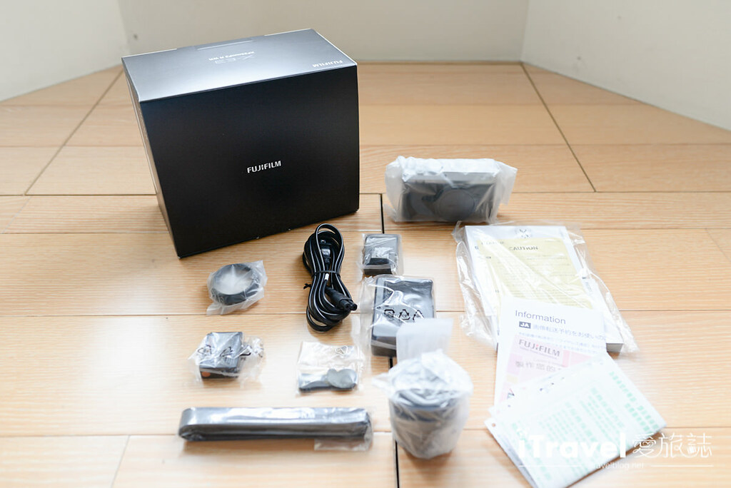 相机开箱 Fujifilm X-E3 (4)