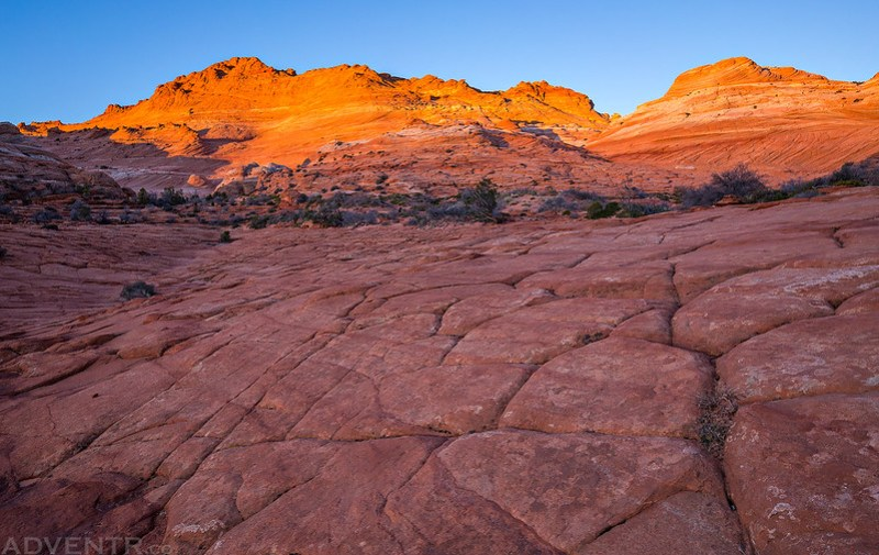 Sandstone Sunrise