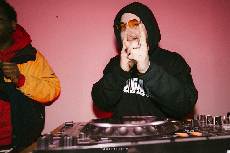 Myth Syzer + Nate Husser @ Artgang