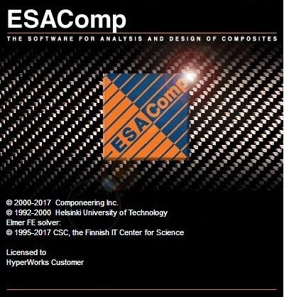 ESAComp v4.7.015 full crack