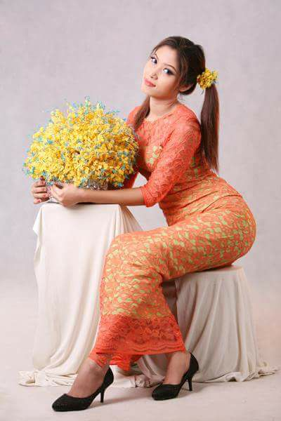 Myanmar Burmese Dress 20182019 Collection Fashionre