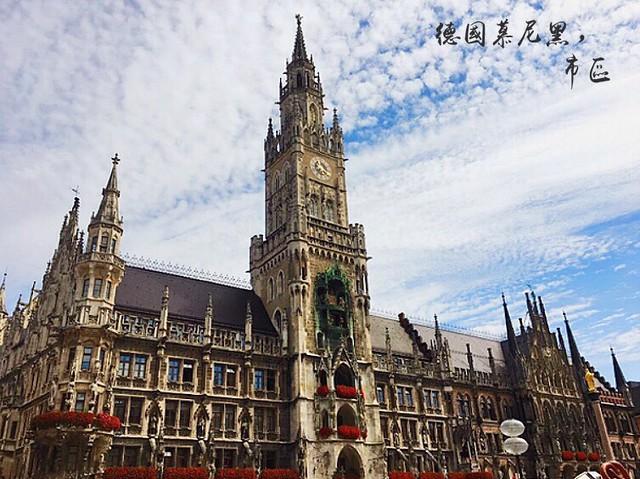 【德國】慕尼黑市區 München  迷人的啤酒之都、免搭車徒步就可以到的景點-省錢情報誌-欣傳媒生活頻道