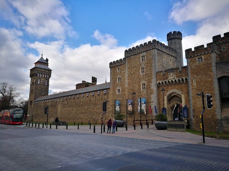 Top Things to Do in Cardiff - Visit the castle