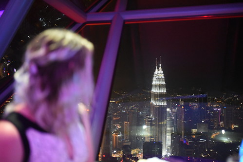 KL Tower Restaurant review