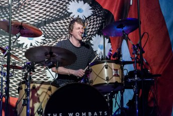 The Wombats @ Cat's Cradle in Carrboro NC on January 15th 2018