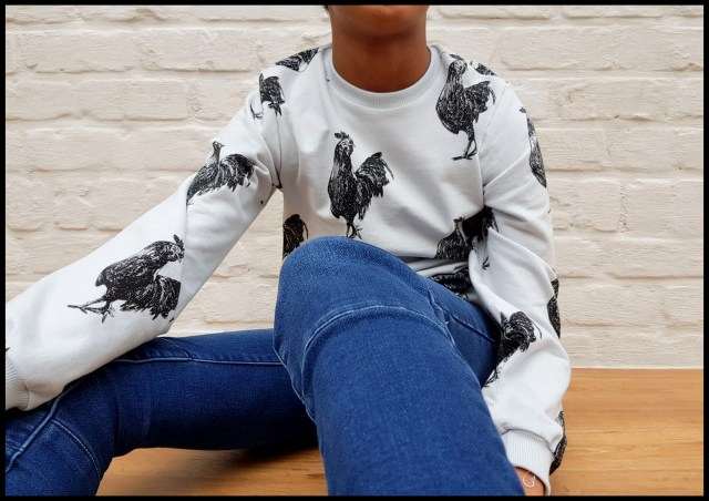 rooster sweater 2