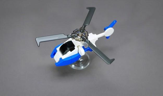 Nano Chopper LEGO MOC