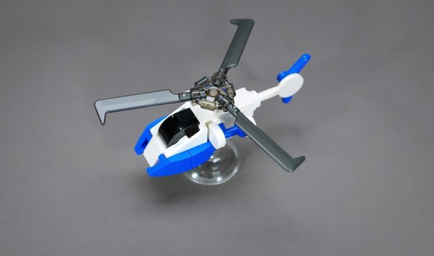 Take To The Skies In Your Own Little Helicopter Instructions The