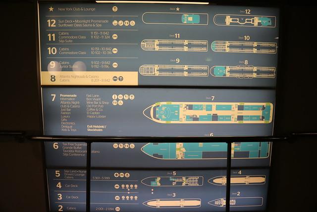Silja link ferry naar Helsinki (11)